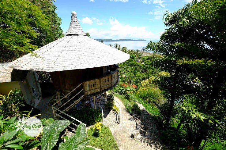 Hillside Hut Hof Gorei Beach Resort Samal