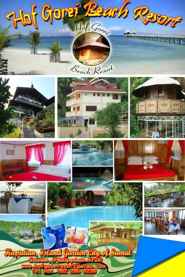 Beach Hotel and Resort Samal Davao Region